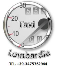 Taxi Lombardia - Home Page